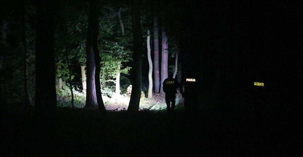 """Nocne poszukiwania zaginionego mężczyzny. """"Chciał targnąć się na swoje życie""""! - Zdjęcie główne"""