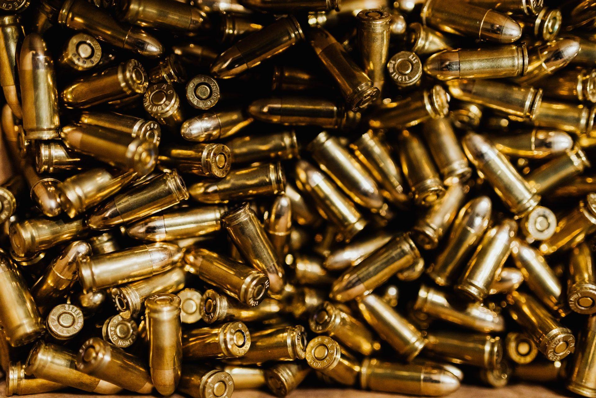 Odziedziczyła mieszkanie z ... amunicją! - Zdjęcie główne