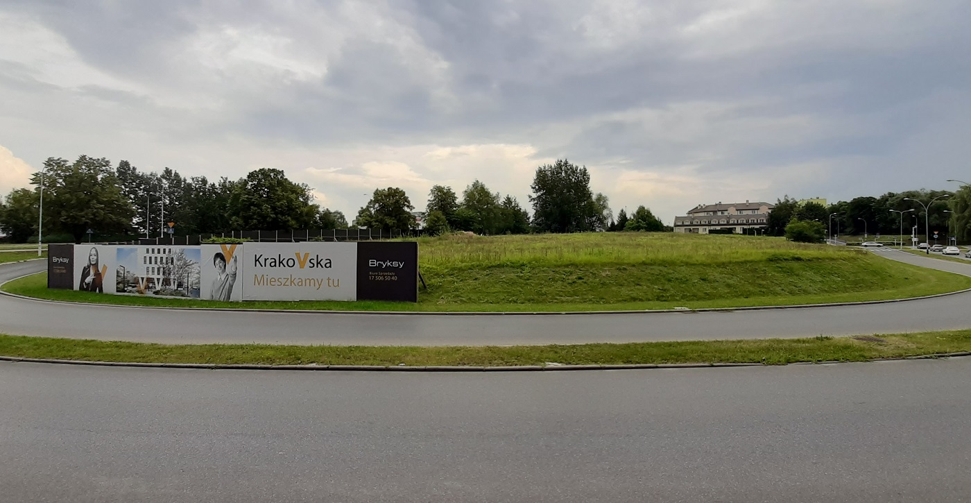Ul. Krakowska w Rzeszowie. Usuną pas do włączania się do ruchu - Zdjęcie główne