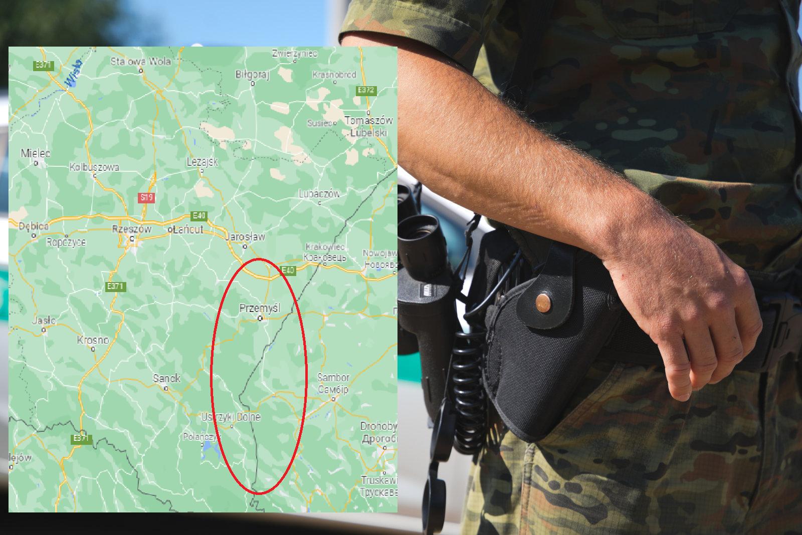 Zaczyna się szturm uchodźców przez zieloną granicę z Ukrainy do Polski? - Zdjęcie główne