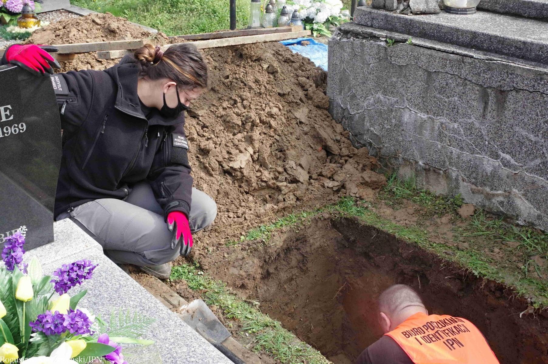 Ciała zmarłego żołnierza nigdy nie wydano rodzinie! Czy pracownicy IPN znaleźli jego szczątki? [ZDJĘCIA] - Zdjęcie główne