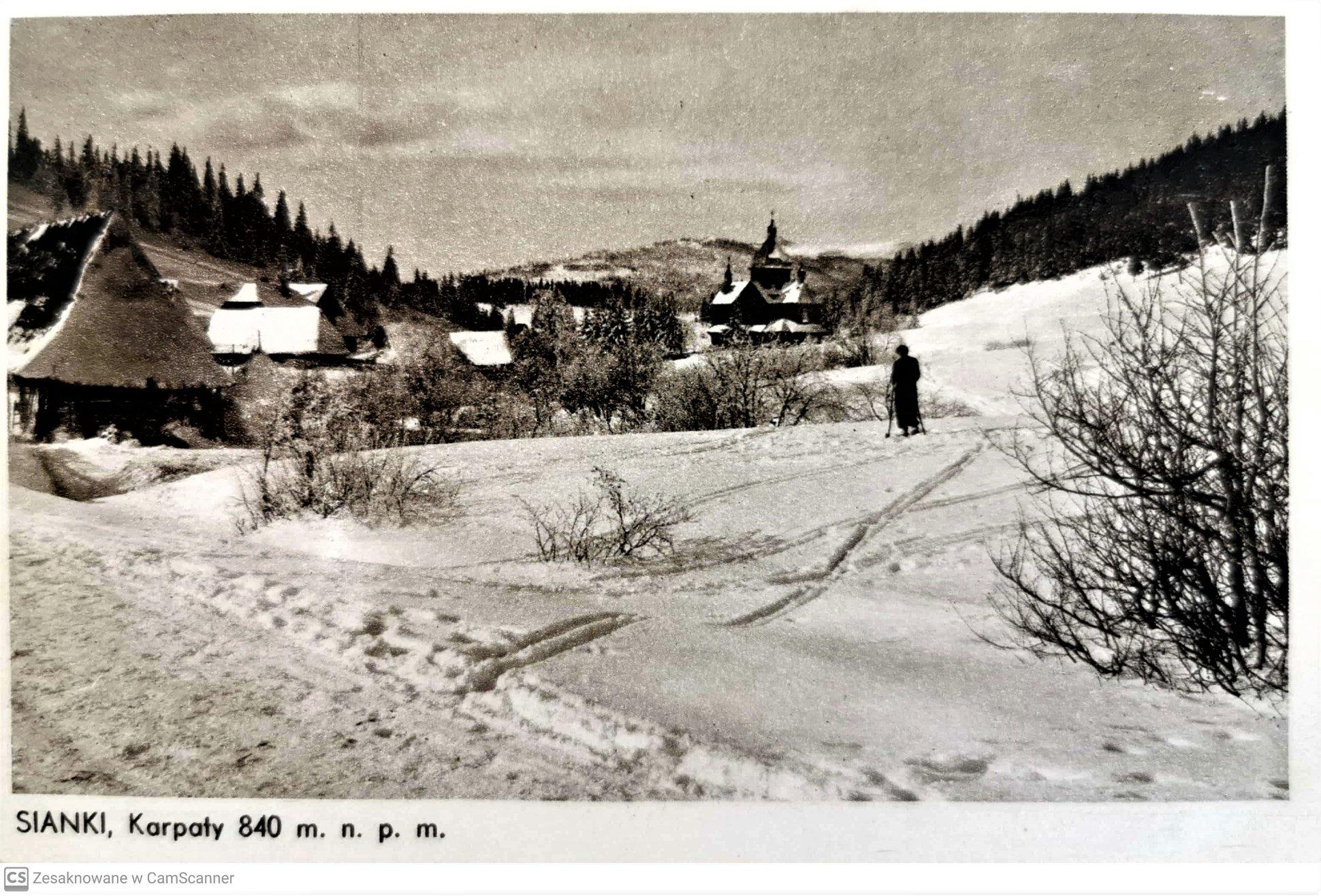 Przedwojenny kurort w Bieszczadach, który zniknął z mapy [ZDJĘCIA] - Zdjęcie główne