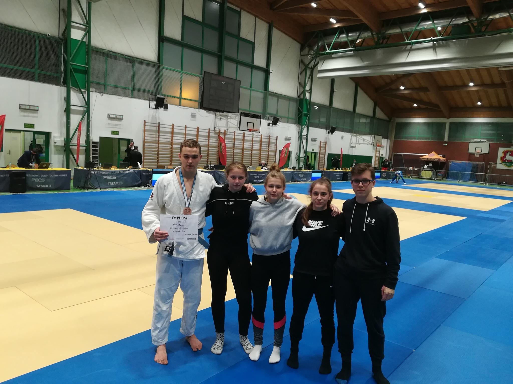 Filip Bęben i Anna Bednarz brązowymi medalistami Pucharu Polski  - Zdjęcie główne