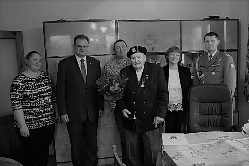 Nie żyje żołnierz Oddziału Partyzanckiego Jędrusie - Zdjęcie główne