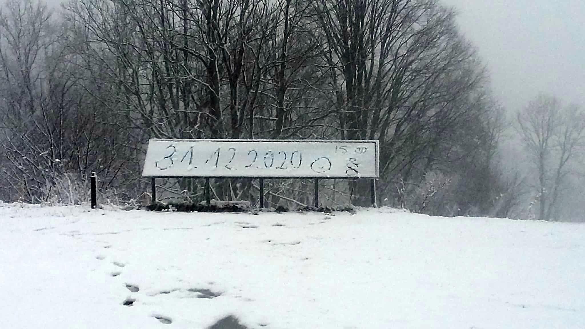 Biały puch pokrył Bieszczady! [FOTO] - Zdjęcie główne