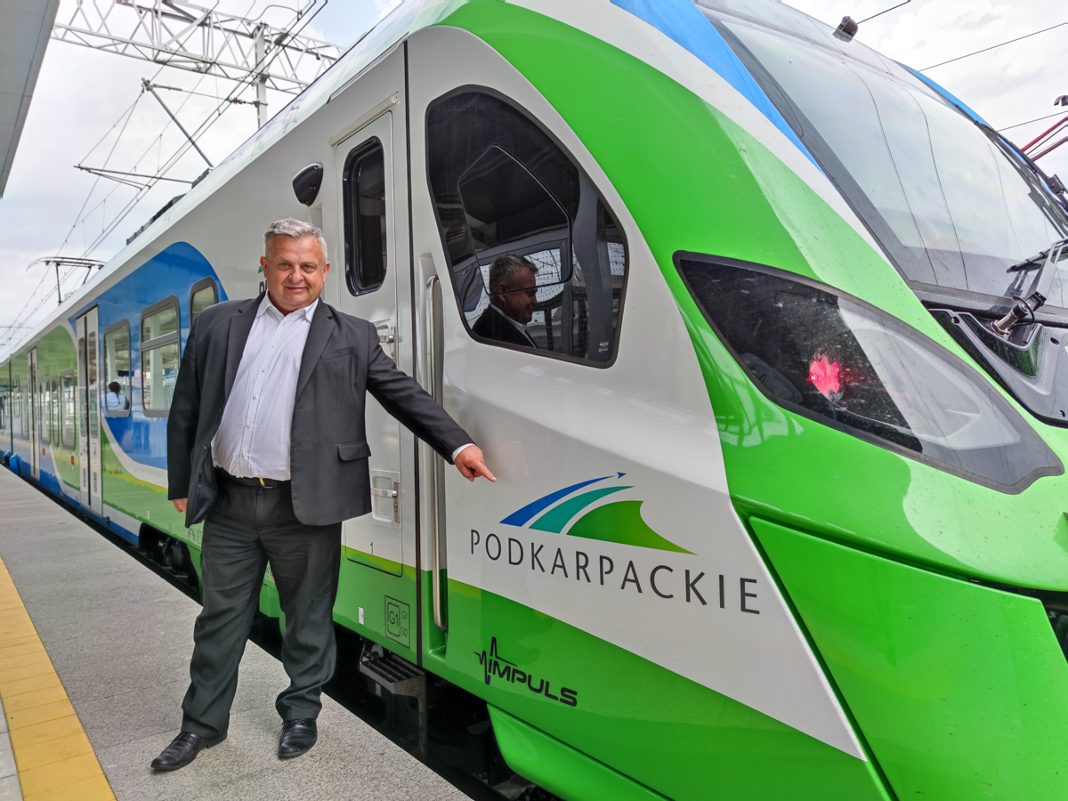 Ważne inwestycje kolejowe na Podkarpaciu! Do Warszawy w 2 godziny?  - Zdjęcie główne