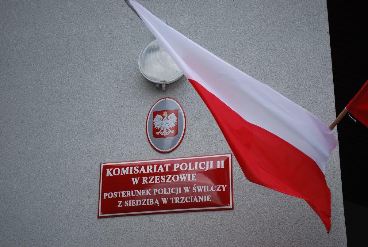 Do gminy Świlcza wraca posterunek policji. Mieszkańcy zadowoleni - Zdjęcie główne