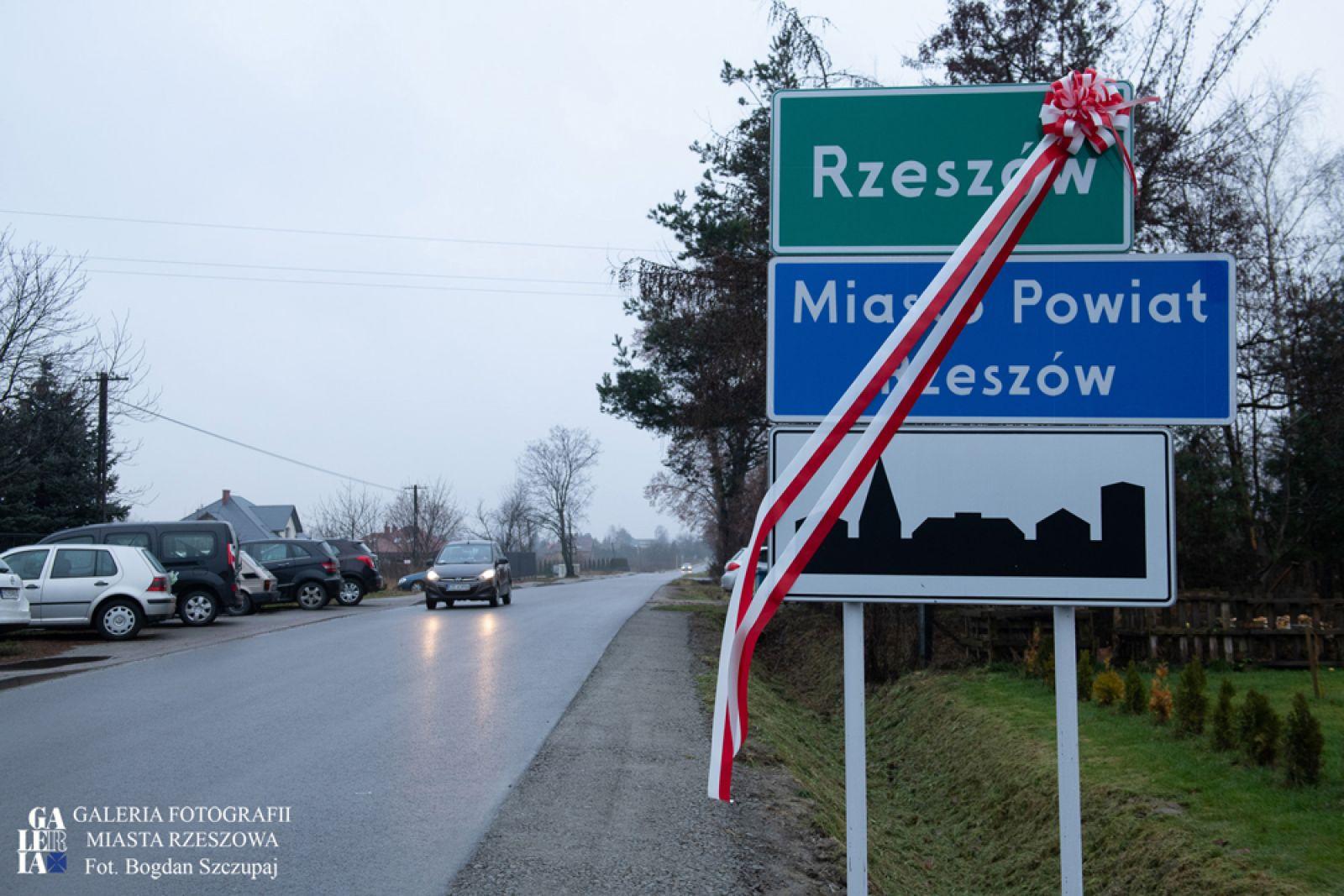 """Rzeszów ponownie powiększony. Stolica województwa """"wchłonęła"""" Pogwizdów Nowy - Zdjęcie główne"""