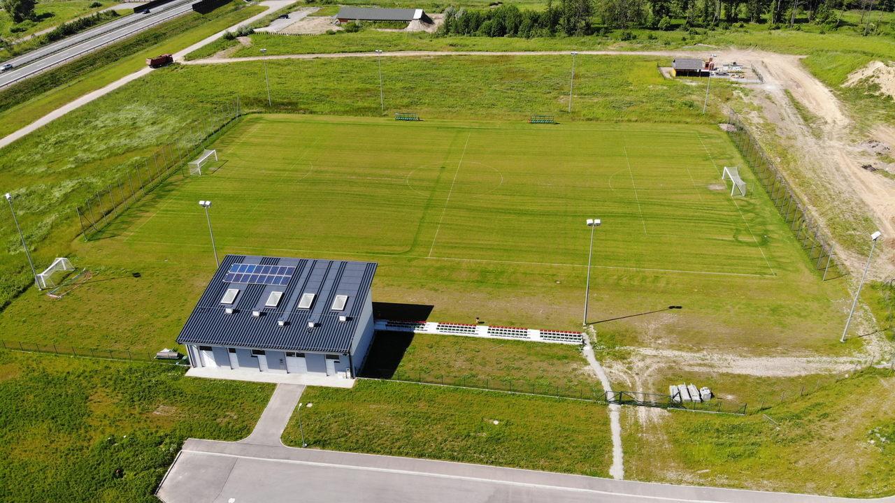 W sobotę otwarcie kompleksu sportowego w Rudnej Wielkiej [ZDJĘCIA] - Zdjęcie główne