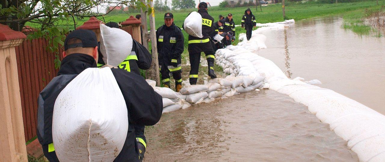 Ulewy nad Podkarpaciem! Ponad 140 interwencji strażaków!  - Zdjęcie główne