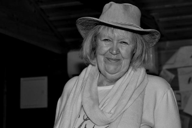 Zmarła Krystyna Rados. Pokochała Bieszczady i tutaj znalazła radość życia - Zdjęcie główne