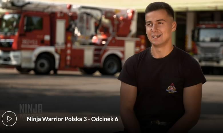 Strażak z Podkarpacia w finale Ninja Warrior Polska [ZDJĘCIA, WIDEO] - Zdjęcie główne