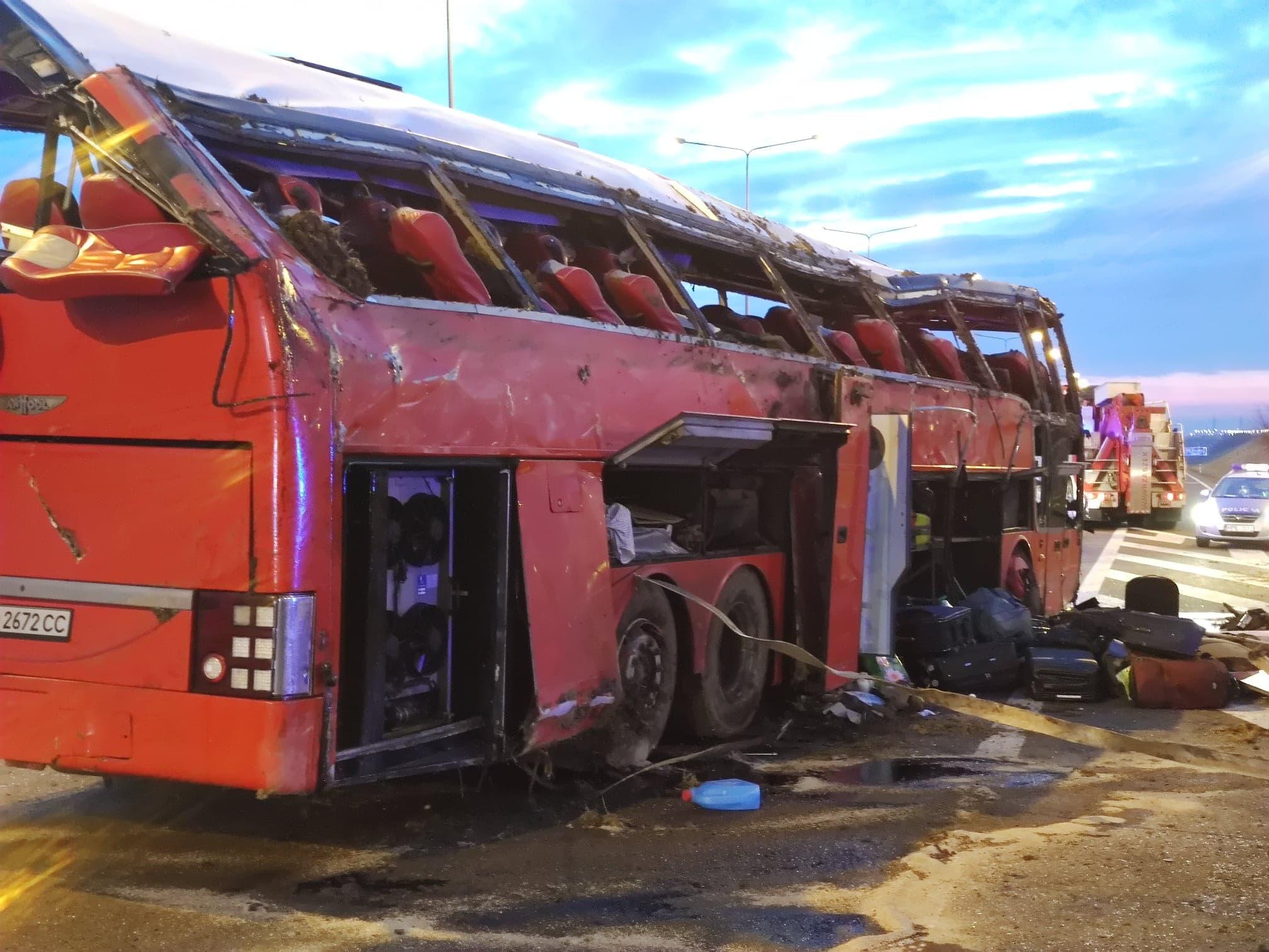 Katastrofa autokaru na A4. Kierowca z prokuratorskimi zarzutami! - Zdjęcie główne