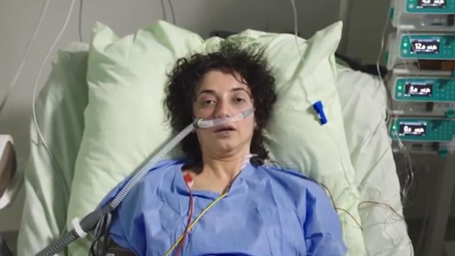 Wojewoda Ewa Leniart, przeraźliwym spotem, namawia do szczepień [WIDEO] - Zdjęcie główne