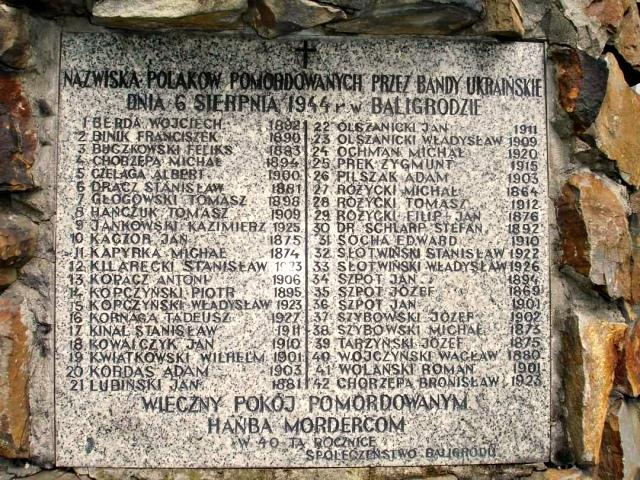 """Mord w Baligrodzie! UPA podstępem """"uśpiło"""" czujność Polaków! - Zdjęcie główne"""