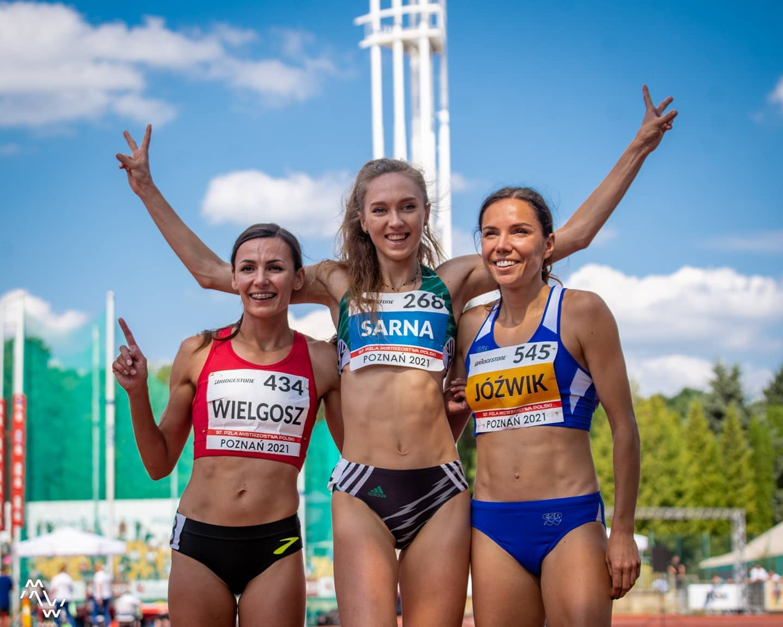"""Pięć medali dla Podkarpacia. """"Królowa 800 metrów"""" jest ze Stalowej Woli [ZDJĘCIA] - Zdjęcie główne"""