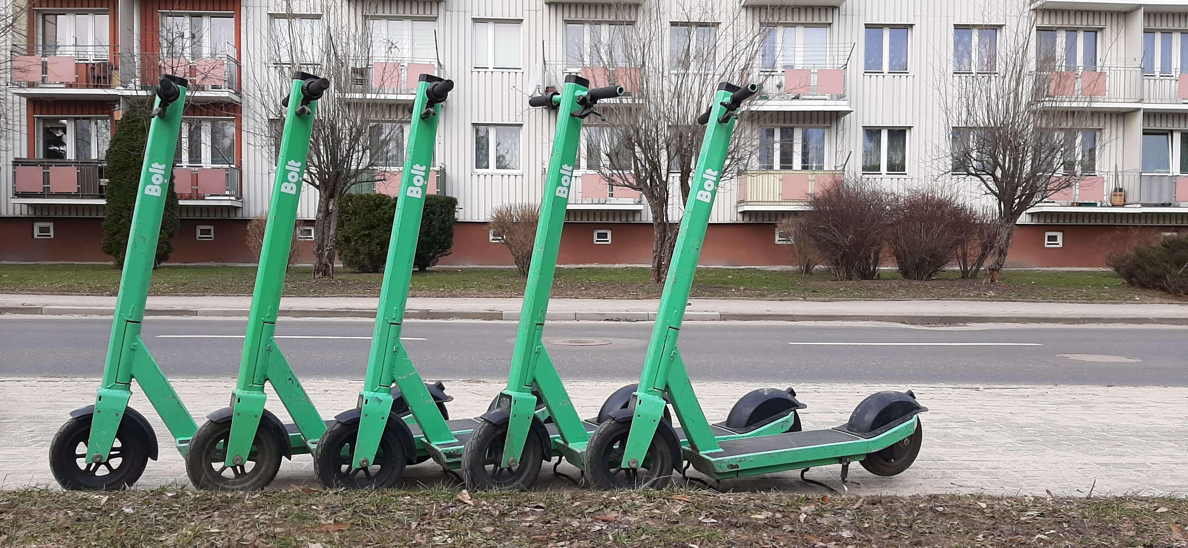 Elektryczne hulajnogi Bolt w Rzeszowie. Jak korzystać? - Zdjęcie główne