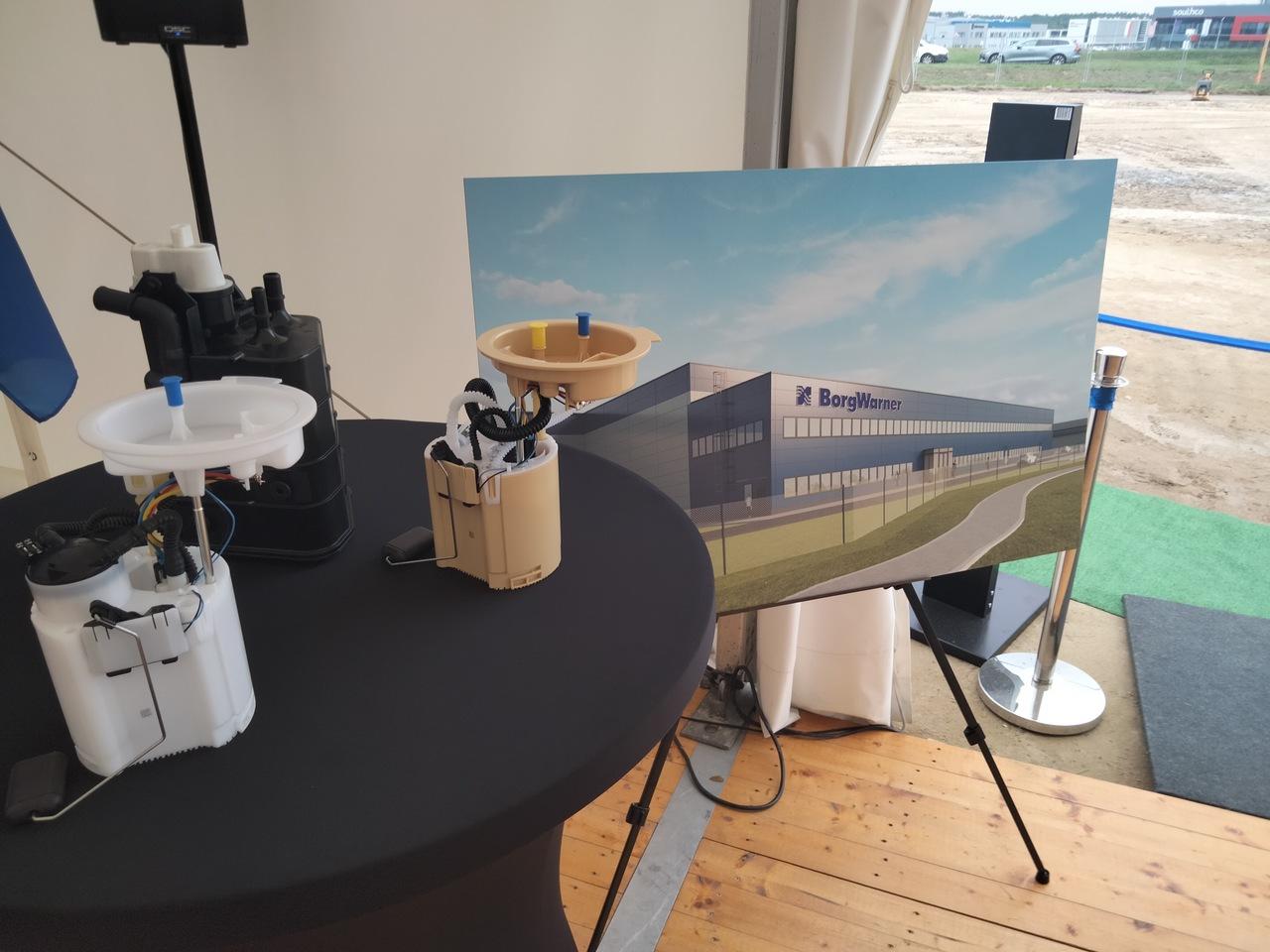 Setki nowych miejsc pracy!  BorgWarner w Jasionce wybuduje kolejną fabrykę!  [DUŻO ZDJĘĆ] - Zdjęcie główne