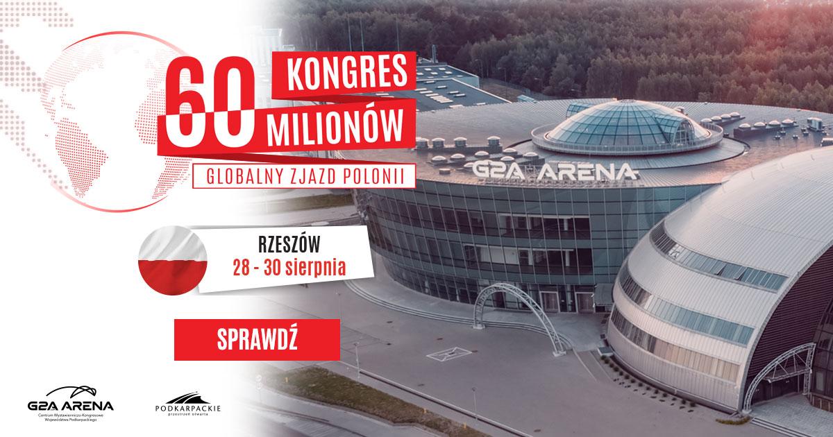 Polacy z całego świata przyjadą do Rzeszowa! [PATRONAT KORSO24] - Zdjęcie główne