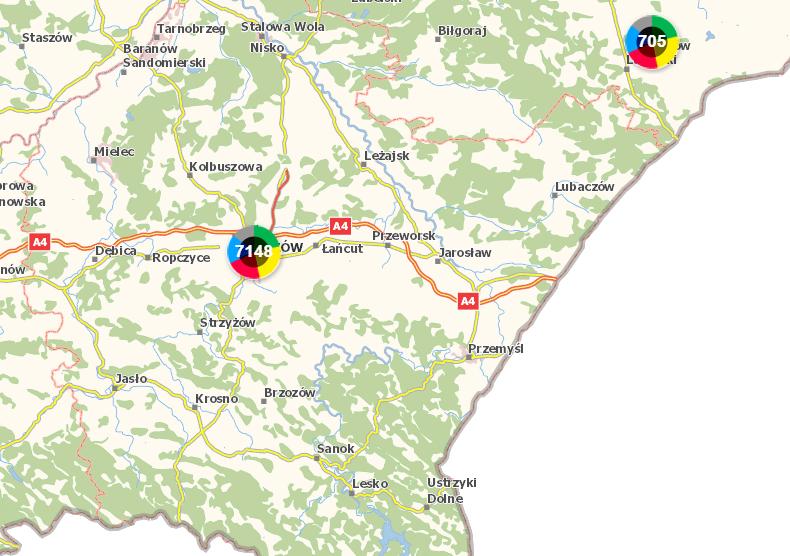 Kilka tysięcy zgłoszeń do policji! O jakie interwencje proszą mieszkańcy Podkarpacia? - Zdjęcie główne