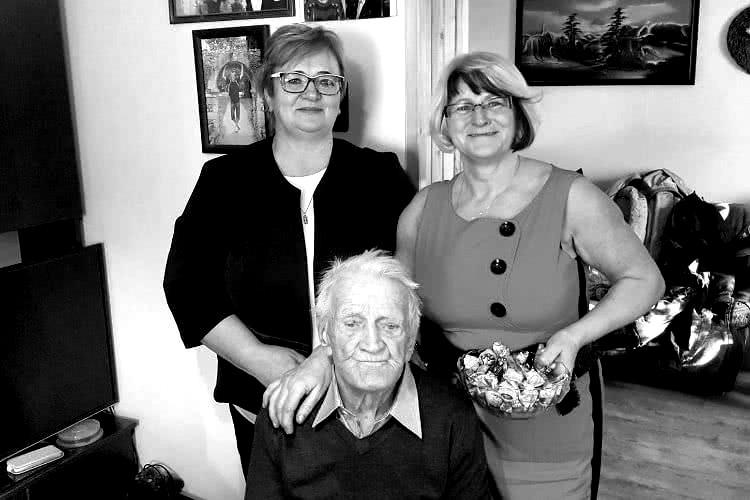 Zmarł najstarszy mieszkaniec Podkarpacia. Nie żyje Edward Helon - Zdjęcie główne