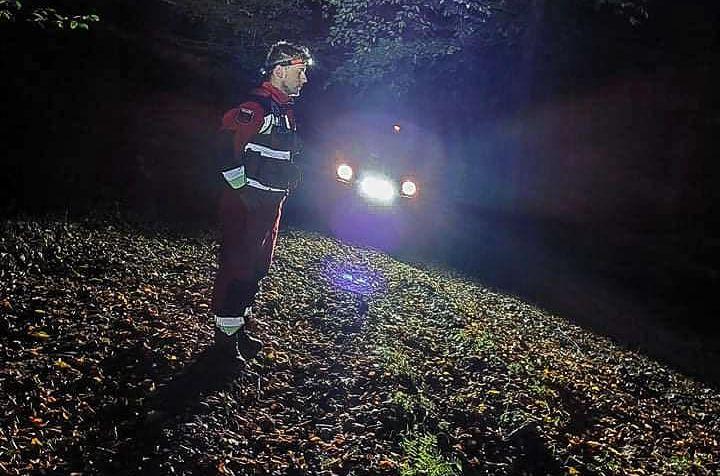 Tragiczny finał poszukiwań Wiesława Nykiela ze Stasiówki - Zdjęcie główne