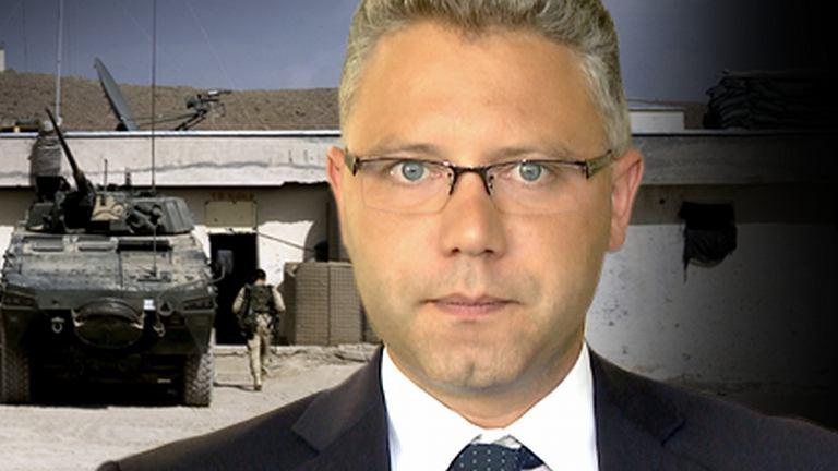 Sanoczanin Dariusz Prosiecki zakończył karierę w Faktach TVN - Zdjęcie główne