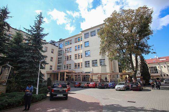 Spór w szpitalu na Szopena. Jest decyzja Zarządu Województwa - Zdjęcie główne