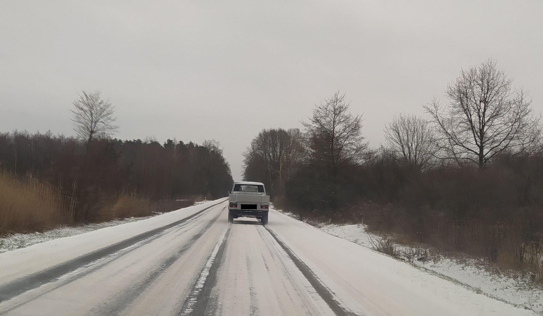 Intensywne opady śniegu na Podkarpaciu - jest ostrzeżenie IMGW - Zdjęcie główne