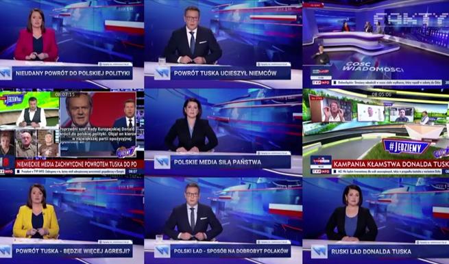 TVN kontra TVP. Mocny materiał o bezstronnej telewizji publicznej - Zdjęcie główne