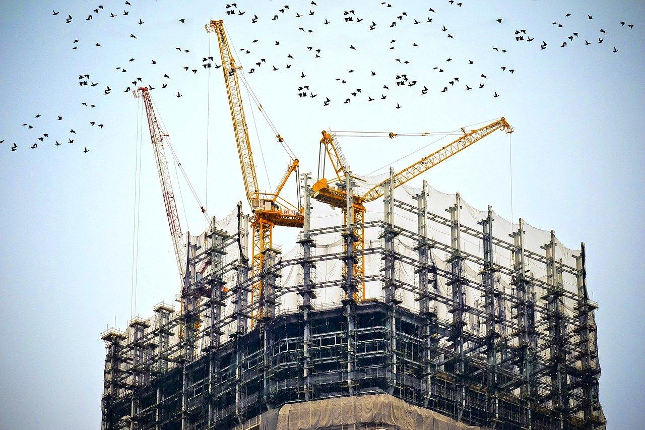 Chcieli wybudować 50-piętrowy wieżowiec przy Bulwarach. Co na to miasto? [MAPA] - Zdjęcie główne