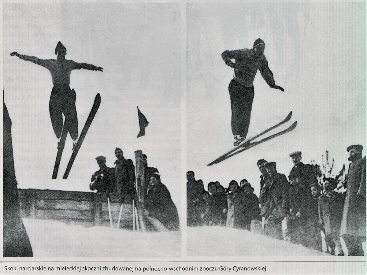 Skocznia narciarska w ... Mielcu! [FOTO] - Zdjęcie główne