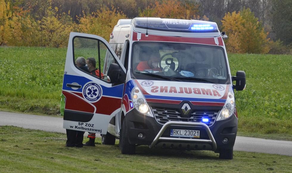 Cztery osoby ranne, w tym jedno dziecko! - Zdjęcie główne