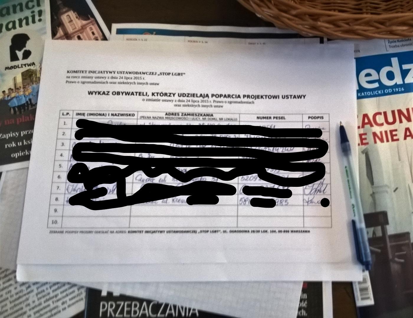 LIST OD CZYTELNIKA. W parafii Czudec złamano prawo? [FOTO] - Zdjęcie główne
