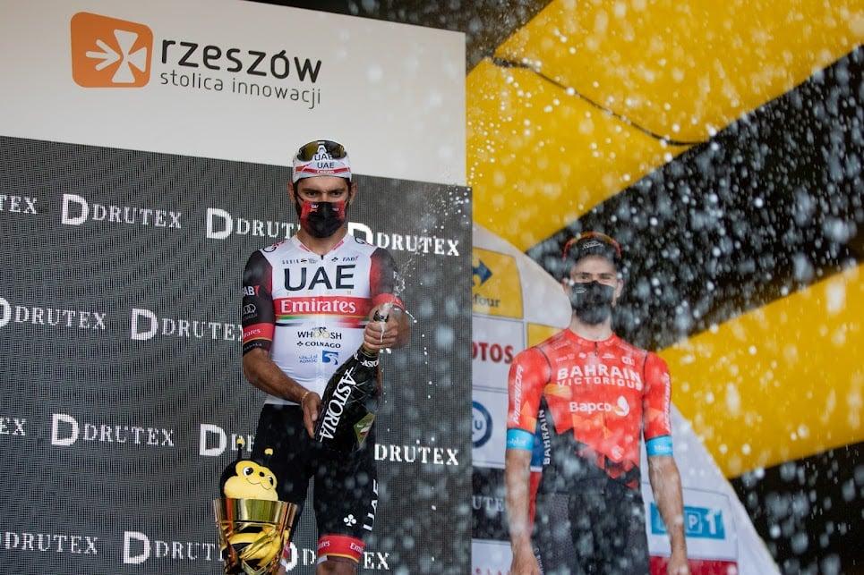 Tour de Pologne w Rzeszowie. Co działo się za kulisami? [ZDJĘCIA, WIDEO] - Zdjęcie główne