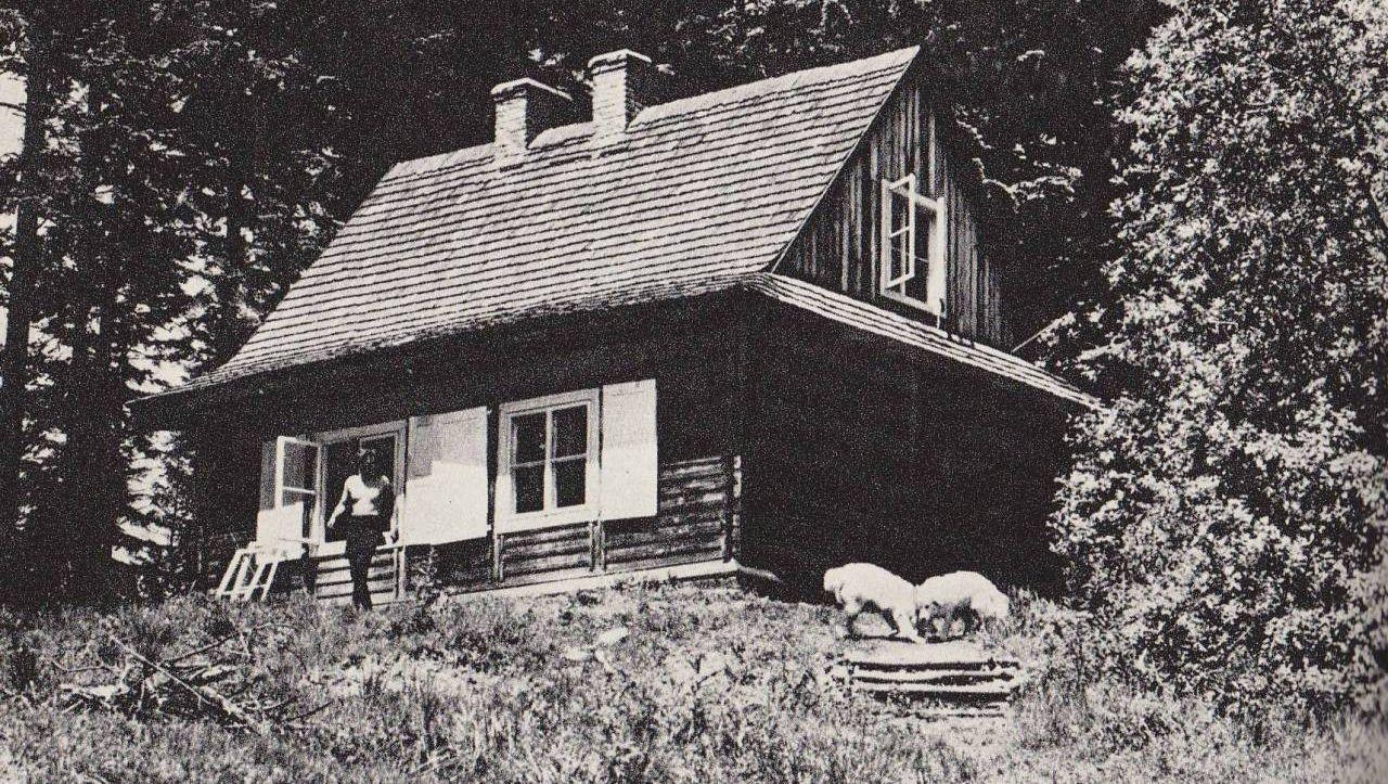 Burzliwa historia Schroniska pod Łopiennikiem - Zdjęcie główne