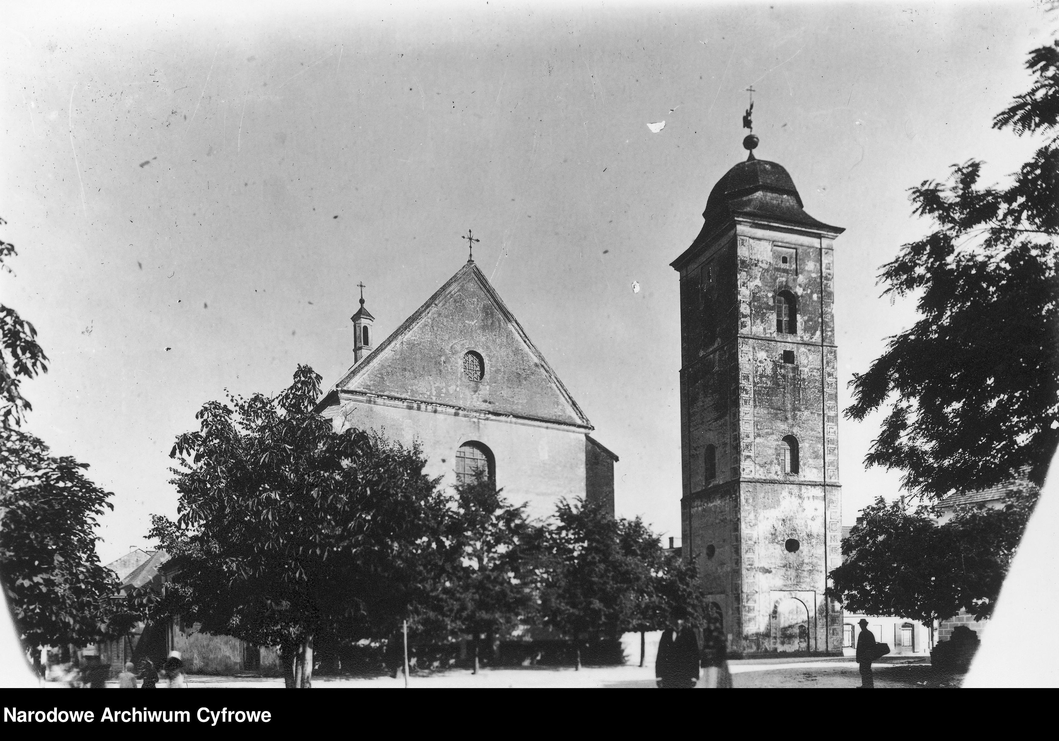 Piękne podkarpackie kościoły. Zobacz fotografie sprzed blisko stu lat [ZDJĘCIA] - Zdjęcie główne