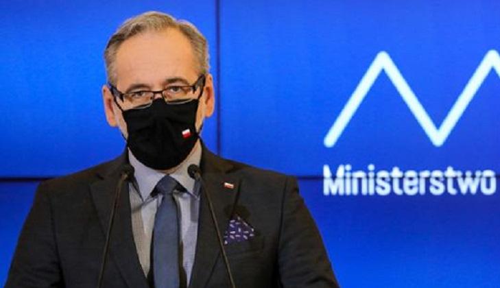 """Minister zdrowia """"za"""" przedłużeniem obostrzeń  - Zdjęcie główne"""
