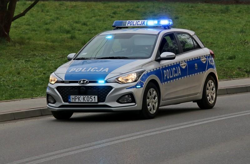 Wypadek w Woli Mieleckiej. Droga jest zablokowana! - Zdjęcie główne