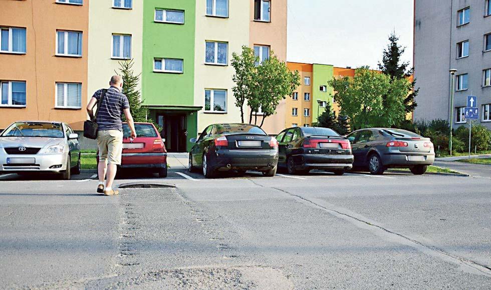 Kolbuszowa: Zniknął próg zwalniający na ul. Partyzantów - Zdjęcie główne