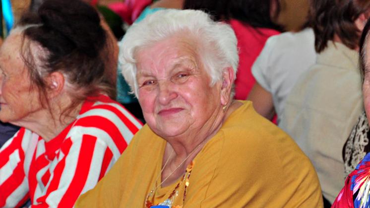 Maria Rzeszutek - kobieta orkiestra - świętuje dzisiaj 90. urodziny [WIDEO] - Zdjęcie główne