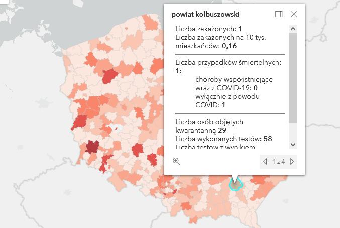 Zmarł mieszkaniec powiatu kolbuszowskiego chory na Covid-19. Raport zakażeń [czwartek - 10 czerwca] - Zdjęcie główne