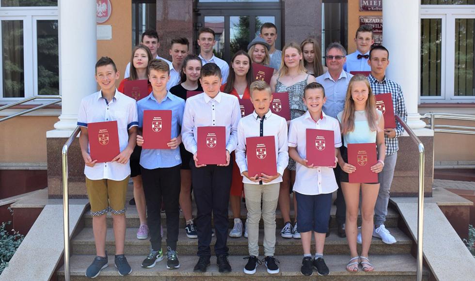 KOLBUSZOWA. Nagrody i stypendia dla młodych sportowców |LISTA| - Zdjęcie główne