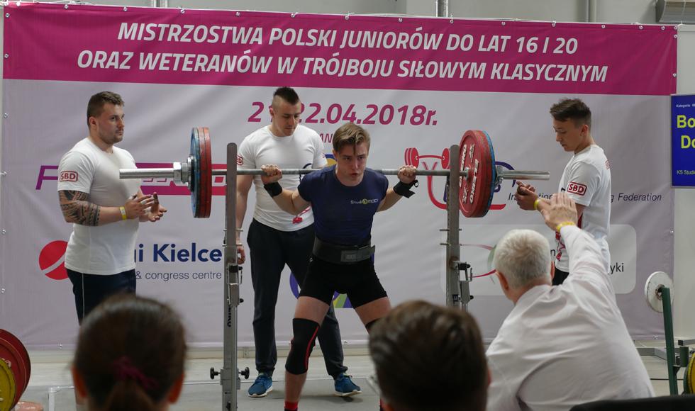 Zawodnicy Studia Mocy z Kolbuszowej zapunktowali w Kielcach - Zdjęcie główne