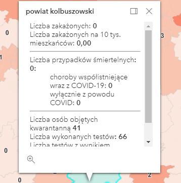 Osoby zmarłe i zakażenia na Podkarpaciu [niedziela - 30 maja] - Zdjęcie główne