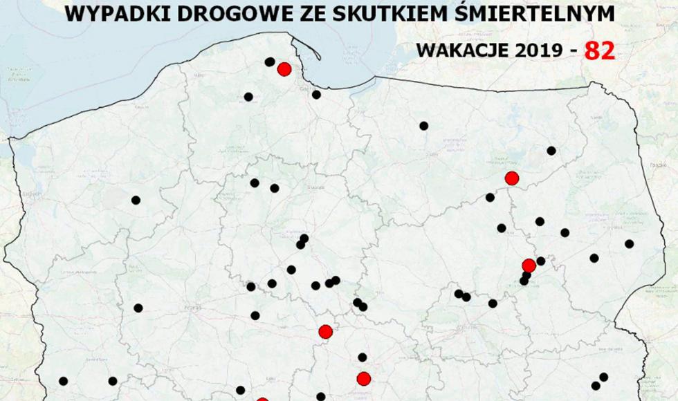 Mapa ze śmiercią wciąż aktywna  - Zdjęcie główne
