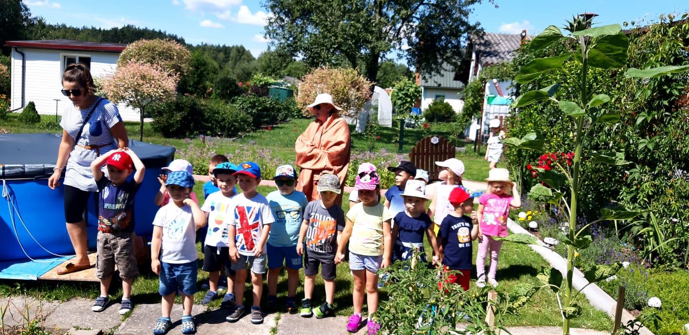 Kolbuszowskie przedszkolaki złapały ogrodowego bakcyla - Zdjęcie główne