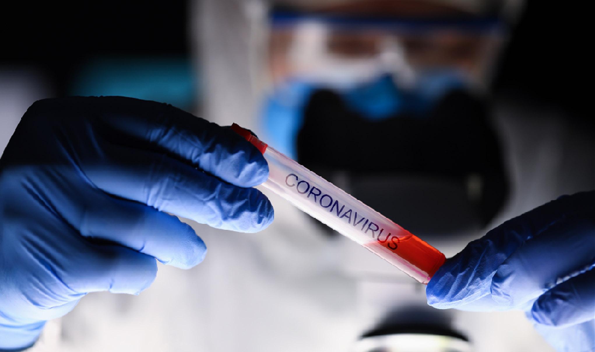 Zakażenia koronawirusem na Podkarpaciu [poniedziałek - 22 lutego] - Zdjęcie główne