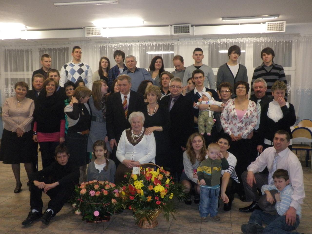 Mieszkanka gminy Cmolas obchodzić będzie 90. urodziny - Zdjęcie główne