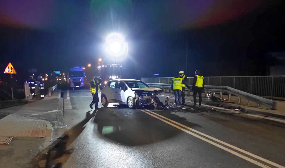 Wypadek na DK 9 pod Kolbuszową. 6-letnie dziecko trafiło do szpitala |AKTUALIZACJA| MAPA| ZDJĘCIA| - Zdjęcie główne